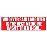 LAUGHTER Bumper Bumper Stickers