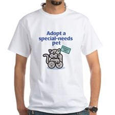 Special-Needs Pet (Cat) Shirt