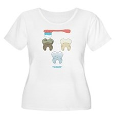 Kawaii Teeth Trio T-Shirt