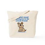 Pedigree (Dog) Tote Bag