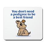 Pedigree (Dog) Mousepad