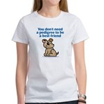 Pedigree (Dog) Women's T-Shirt