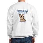 Pedigree (Dog) Sweatshirt