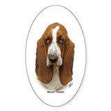 Basset Hound 9L9D-05 Decal