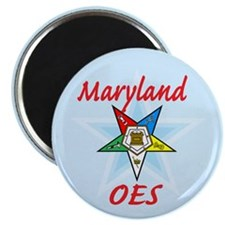 Maryland Eastern Star Magnet