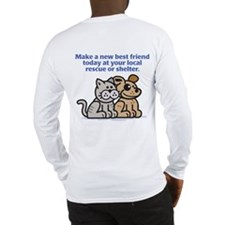 Best Friend Long Sleeve T-Shirt