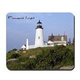 Pemaquid Light Mousepad