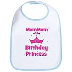 1st Birthday Princess's MomMo Bib