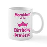 1st Birthday Princess's MomMo Mug