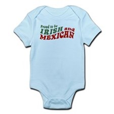 Proud Irish Mexican Infant Bodysuit