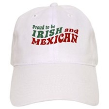 Proud Irish Mexican Baseball Cap