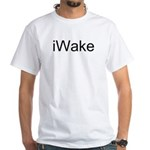 iWake White T-Shirt