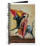 Cute Bullfighting Journal