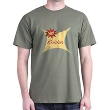 Hot Knishes Retro T-Shirt