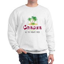 Cancun Therapy - Sweatshirt