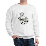 English Trumpeter Light Splas Sweatshirt