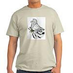 English Trumpeter Light Splas Light T-Shirt