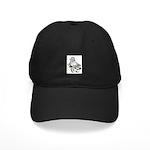 English Trumpeter Light Splas Black Cap