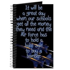 Air Force Bake Sale Journal