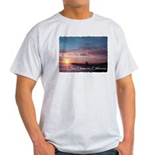 San Clemente pier sunset T-Shirt