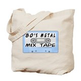 80's Mix Tape Tote Bag