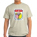 Martini Ash Grey T-Shirt