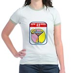 Martini Jr. Ringer T-Shirt