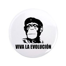"Viva La Evolucion 3.5"" Button"