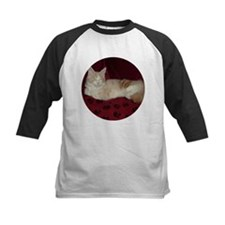 Smug 'Pink' Maine Coon Cat Tee