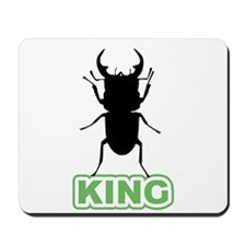 King of Insects Mousepad