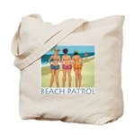 Beach Patrol - Divas Tote Bag