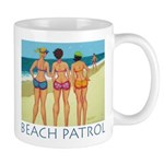 Beach Patrol - Divas Mug