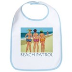 Beach Patrol - Divas Bib