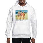 Beach Patrol - Divas Hooded Sweatshirt