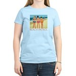 Beach Patrol - Divas Women's Light T-Shirt