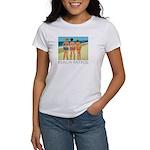 Beach Patrol - Divas Women's T-Shirt