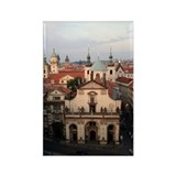 Prague, Czech Republic Rectangle Magnet (10 pack)