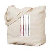 Flute Tote Bag