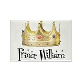 Prince William Rectangle Magnet