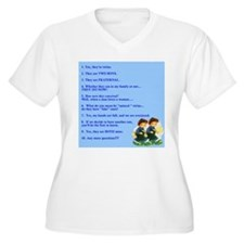 Cute Boy twin T-Shirt