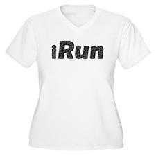 iRun, terrain T-Shirt