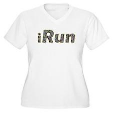 iRun, sprinkle T-Shirt