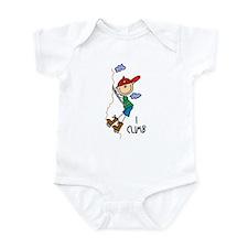 I Climb Infant Bodysuit