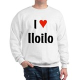 I love Iloilo Sweatshirt