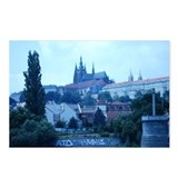 Prague Castle Postcards (Package of 8)