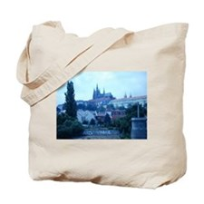 Prague Castle Tote Bag