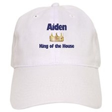 Aiden - King of the House Baseball Cap