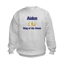 Aiden - King of the House Sweatshirt