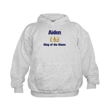 Aiden - King of the House Hoodie