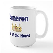 Cameron - King of the House Mug